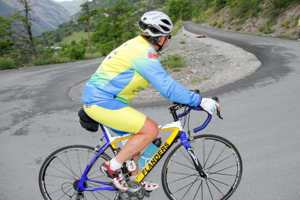 Les 3 cols 2014 : 120 km, 3340 m, D+ Cayolle, les Champs, Allos