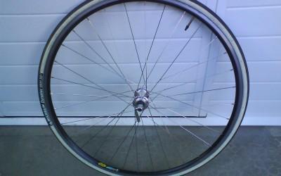 Mon vélo rayonne à nouveau