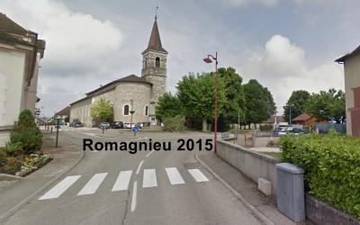 Randonnée de Romagnieu par Alain F.