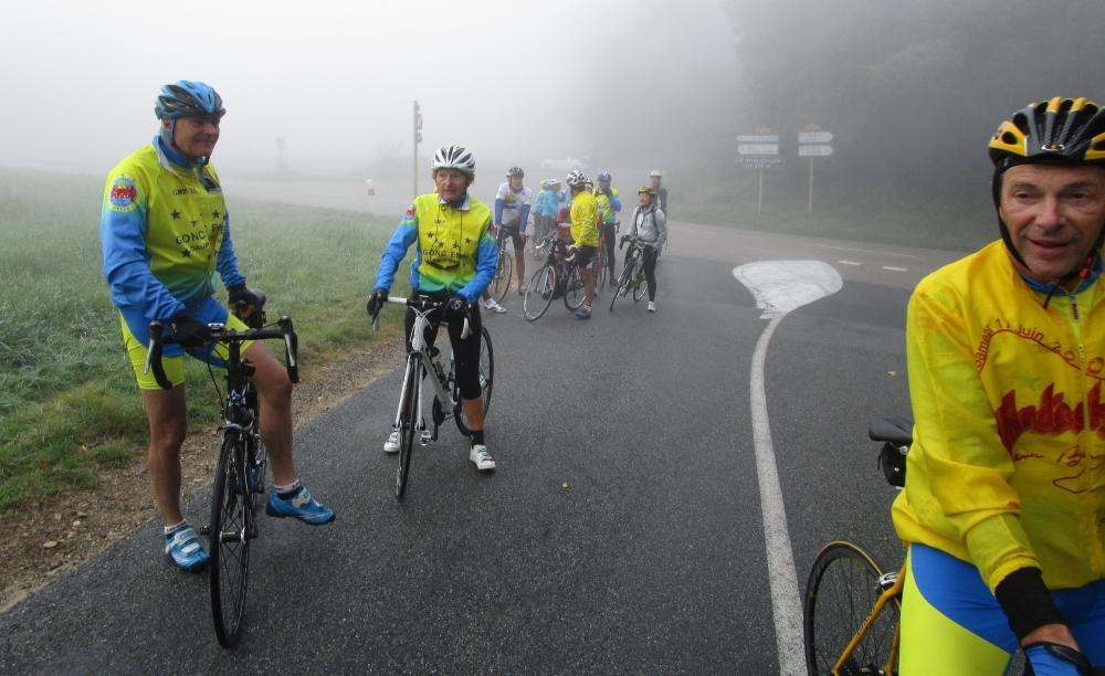 CC1 in the fog by Nigel