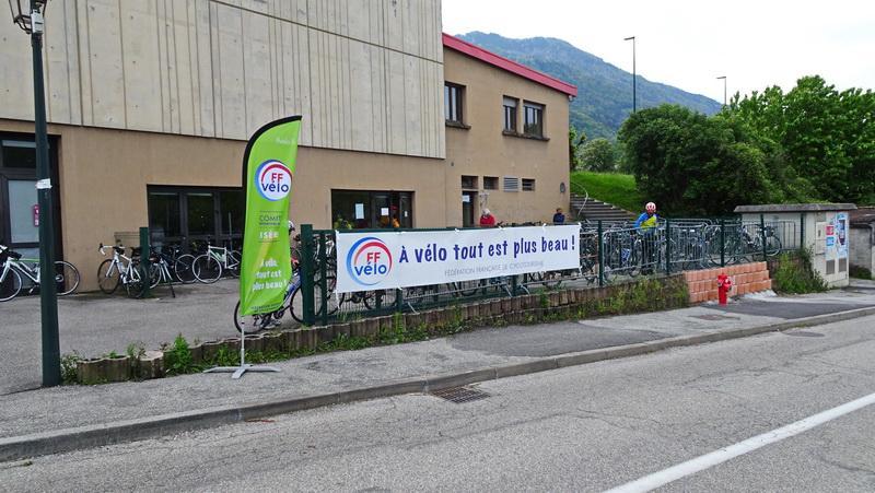 Rassemblement des féminines des départements de l'Isère, Savoie et Haute Savoie